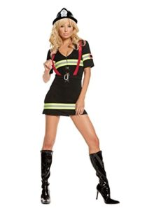 Sexy-Ms-Blazin-Hot-Firefighter-Adult-Roleplay-Costume-0