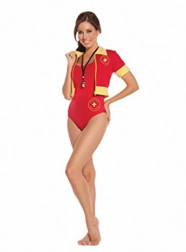Sexy-Womens-Beach-Patrol-Lifeguard-Adult-Roleplay-Costume-Set-0-0