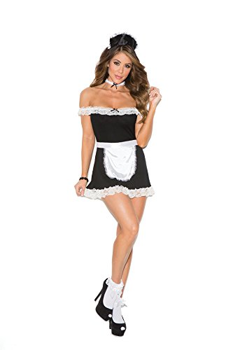 Sexy Women's French Maid Costume