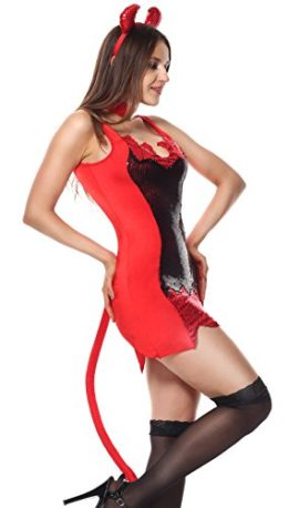 Sibeawen-Womens-Hell-With-That-Halloweens-Plus-Size-Costumes-0-5