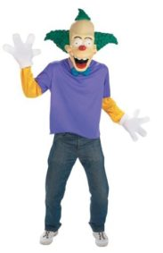 Simpsons-Krusty-the-Clown-Costume-Mens-Size-42-44-0
