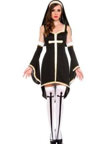 Nun Costumes for Women
