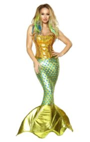 Siren-of-the-Sea-Adult-Costume-Gold-Blue-Medium-0