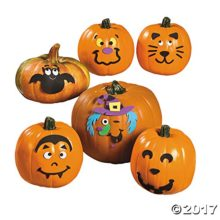 Small-Pumpkin-Face-Craft-Kit-Crafts-for-Kids-Decoration-Crafts-0