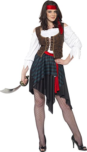 Smiffy's Pirate Lady Costume