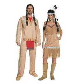 Smiffys-Womens-Authentic-Western-Indian-Lady-Costume-0-1