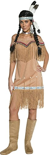 Smiffys-Womens-Authentic-Western-Indian-Lady-Costume-0