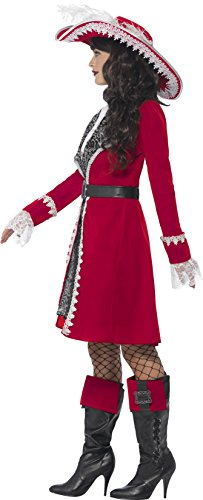 Smiffys-Womens-Deluxe-Authentic-Lady-Captain-Costume-0-1