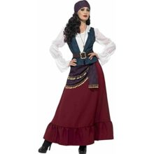 Smiffys-Womens-Deluxe-Pirate-Buccaneer-Beauty-Costume-0