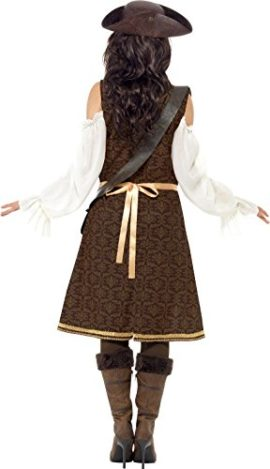 Smiffys-Womens-High-Seas-Pirate-Wench-Costume-0-0