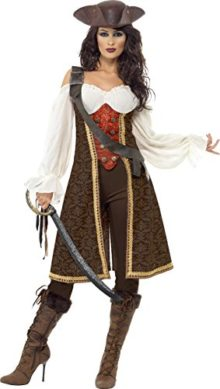 Smiffys-Womens-High-Seas-Pirate-Wench-Costume-0