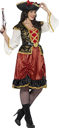 Smiffys-Womens-Plus-Size-Pirate-Lady-Costume-0