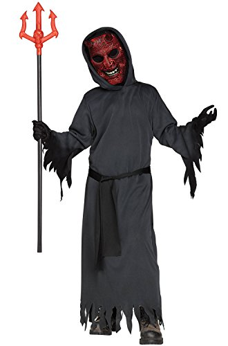 Smoldering Devil Kids Costume