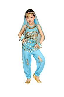 So-Sydney-Girls-Kid-Childrens-Deluxe-Belly-Dancer-Halloween-Costume-Complete-Set-0