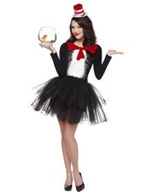 Spirit-Halloween-Adult-Cat-in-the-Hat-Tutu-Dress-Dr-Seuss-0