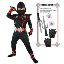Spooktacular-Creations-Boys-Ninja-Deluxe-Costume-for-Kids-with-Ninja-Daggers-Throwing-Stars-0