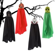 Spooktacular-Creations-Set-of-Four-16-Inch-Hanging-Ghost-Halloween-Decorations-With-Different-Designs-0