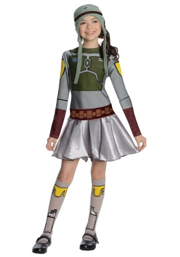 Star Wars Boba Fett Costume Dress