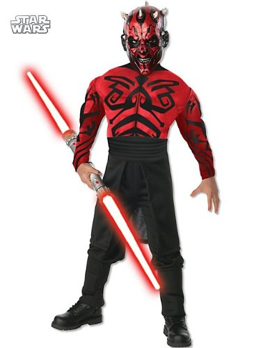 Star Wars Darth Maul Deluxe Costume Kit