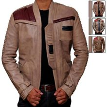 Star-Wars-Poe-Dameron-Finn-Jacket-REAL-LEATHER-0