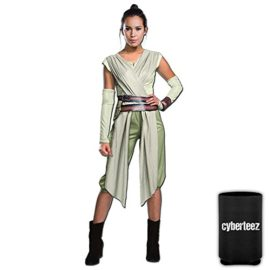 Star-Wars-REY-Deluxe-Force-Awakens-WOMENS-ADULT-Costume-Coolie-0