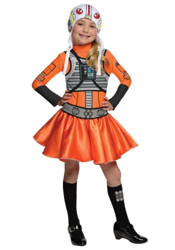 Star Wars X-Wing Fighter Costume Dress