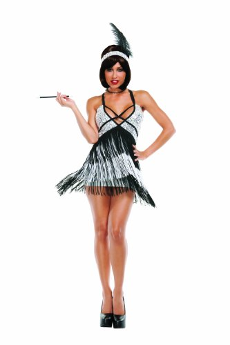Starline Sexy Roaring 20s Boardwalk Flapper Women's Costume