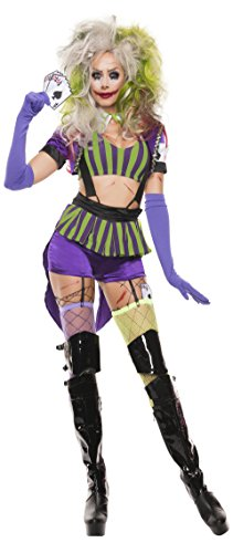 Starline-Womens-Mad-Gambler-Sexy-5-Piece-Costume-Set-0