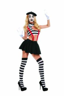 Starline-Womens-Sexy-Hush-Mime-Costume-Set-0