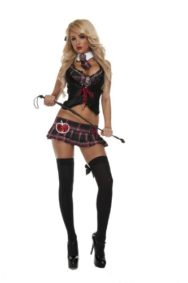 Starline-Womens-Sexy-Provocative-School-Girl-Costume-4-Piece-Set-0