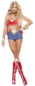 Starline-Womens-Sexy-Star-Power-5-Piece-Cosplay-Costume-Set-0