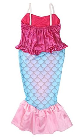 StylesILove-Kids-Girls-Princess-Mermaid-Dress-Halloween-Party-Costume-0-0