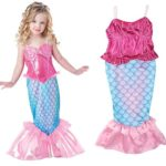 StylesILove-Kids-Girls-Princess-Mermaid-Dress-Halloween-Party-Costume-0-1