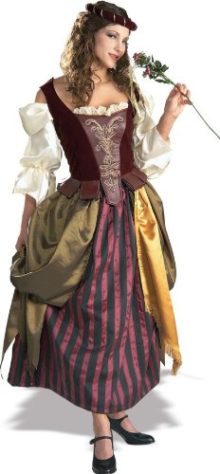 Super-Deluxe-Renaissance-Maiden-Adult-Costume-Womens-Large-0