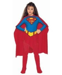 Supergirl-Child-Halloween-Costume-Size-4-6-Small-0