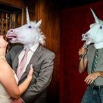 Supmaker-Deluxe-Novelty-Halloween-Costume-Party-Latex-Animal-Head-Mask-Unicorn-head-0-5