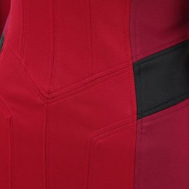 TISEA-Female-Captain-Officer-Duty-Dress-Cosplay-Costume-Red-Uniform-0-5