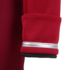 TISEA-Female-Captain-Officer-Duty-Dress-Cosplay-Costume-Red-Uniform-0-6