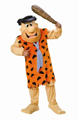 The Flintstones Fred Flintstone Mascot Costume