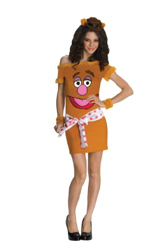 The Muppets Secret Wishes Fozzie Bear Costume Dress