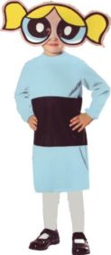 The-Powerpuff-Girls-Bubbles-Power-Puff-Costume-Child-Size-T-Toddler-2T-4T-0