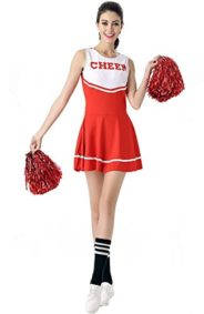 ThreeH-Cheerleader-Costume-Fancy-Dress-Cheerleading-Uniform-No-Pom-Pom-0