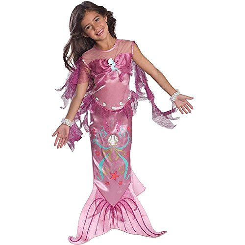 Toddler Pink Mermaid Costume – 2T-4T