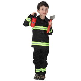 TopTie-Firefighter-Halloween-Costume-Fireman-Role-Play-Costume-Child-0-0