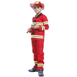 TopTie-Firefighter-Halloween-Costume-Fireman-Role-Play-Costume-Child-0-1