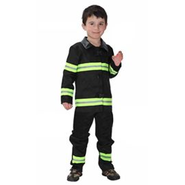 TopTie-Firefighter-Halloween-Costume-Fireman-Role-Play-Costume-Child-0