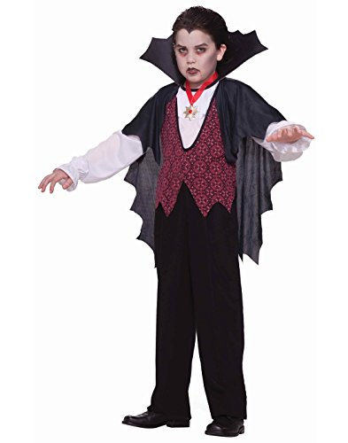 Transylvanian Vampire Costume, Child Large