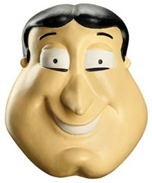 UHC-Mens-Family-Guy-Glenn-Quagmire-Deluxe-Funny-Cosplay-Latex-Halloween-Mask-0
