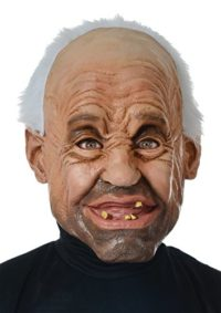UHC-Mens-Goofy-Old-Gramps-Latex-Mask-Funny-Halloween-Costume-Accessory-0