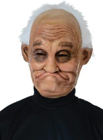 UHC-Mens-Pappy-Old-Grandpa-Latex-Mask-Funny-Halloween-Costume-Accessory-0